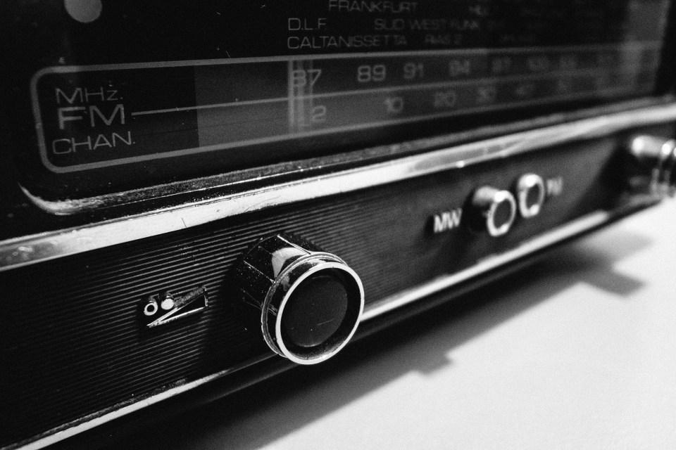 """Old School Radio"" by FXTC @Flickr"