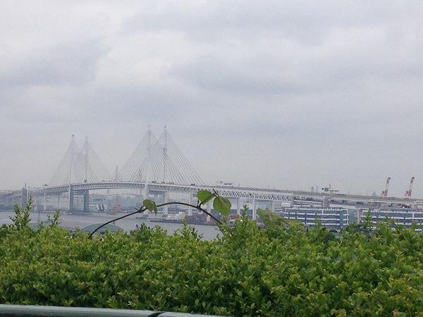 港の見える丘公園景色