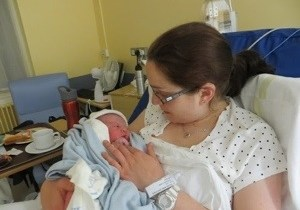 The birth of Little Woman Part 2: A horrible hospital experience