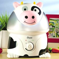 Pish Posh Baby Crane Adorable Animals Humidifier