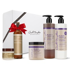 Carol's Daughter Holiday Gift Set, Black Vanilla