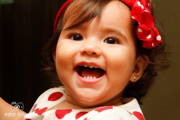 Como aliviar os incômodos dos primeiros dentinhos