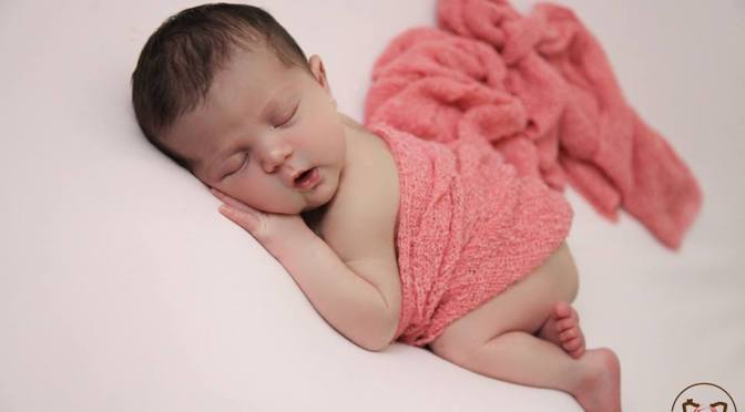 Dermatite atópica em bebês e crianças