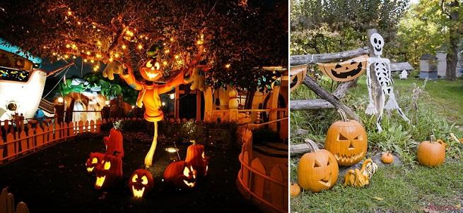 Ideas para decorar en halloween mam extrema for Jardin halloween