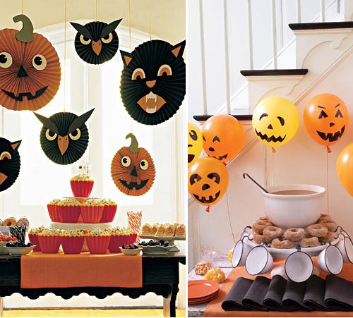decoraciones de halloween en salones de clase On decoracion salon halloween