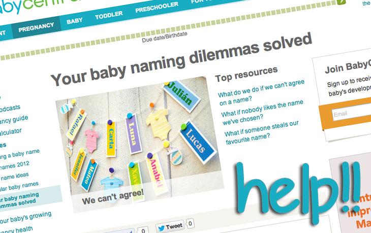 Babycentre-baby-naming-dilemnas