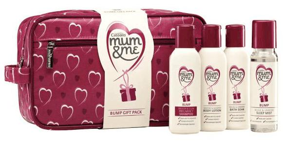 Cussons Mum & Me - Bump Gift Pack