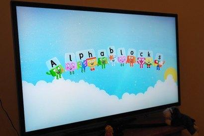 Alphablocks!