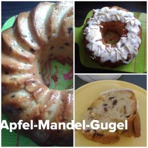 Apfel Mandel Gugelhupf