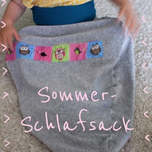 Sommerschlafsack