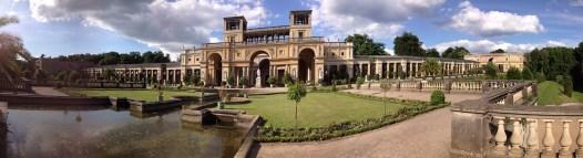 potsdam Sanssouci Orangerie