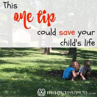 Don't make the same mistake I made. Do one this ONE thing to keep your child safe. Click to read more or pint it for later.