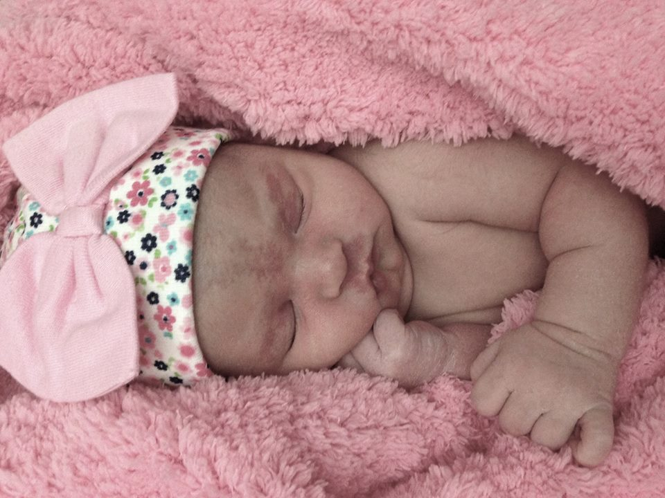"""Delivered By Angels"" – The Birth & Adoption Story of Brielle Emily Larson By Mama Karmel"