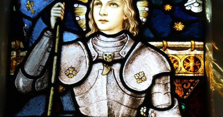 Joan of Arc: The Maid – By Contributor Mama Wendy