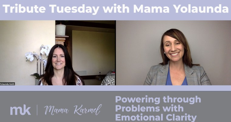 Tribute Interview with Yolaunda Keith – Powering Through Problems with Emotional Clarity