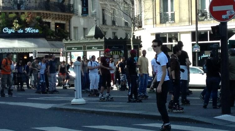 Teens in Paris
