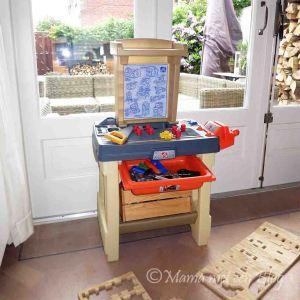 speelgoed werkbank step2 review a winactie