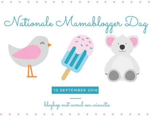 Nationale mamabloggers dag mamameteenblog.nl