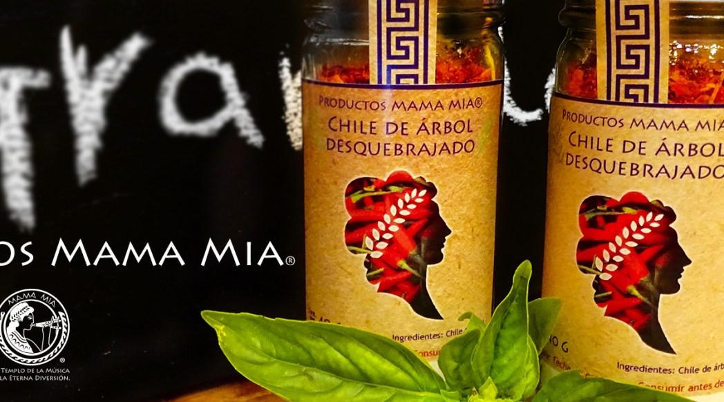 Chile de Árbol MAMA MIA San Miguel de Allende