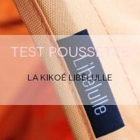 Kikoé Libélulle, mon test arrive enfin!