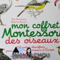 Activités & livres Montessori à la maison