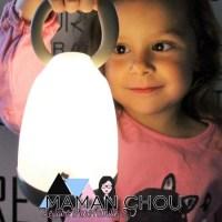 LumiBlo, la lanterne magique de Pabobo