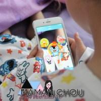 [Kid Look] Tiguidou, le pyjamalivre, un pyjama interactif!