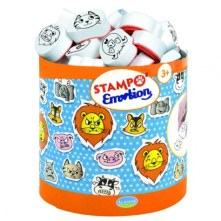 Stampo Minos Emotions Animaux Aladine