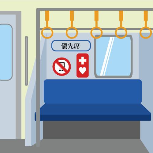 紳士的な対応に感動!妊娠中に電車内で体験した嬉しかった出来事