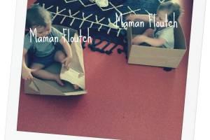 blog jumeaux maman floutch