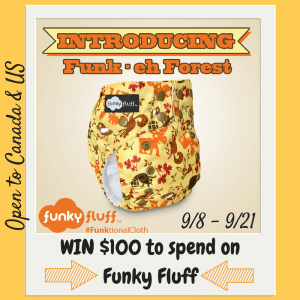 Funky Fluff New Release Giveaway