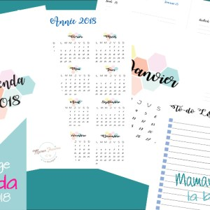 recharge agenda hexagone chic 2017-18 ok