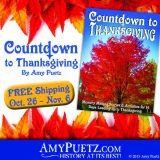 Countdown to Thanksgiving from Amy Puetz On Sale Now