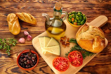 Mediterranean Diet - Excellent Choice for Women
