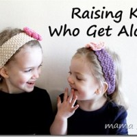 Raising Kids Who Get Along