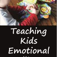 Teaching Kids Emotional Intelligence