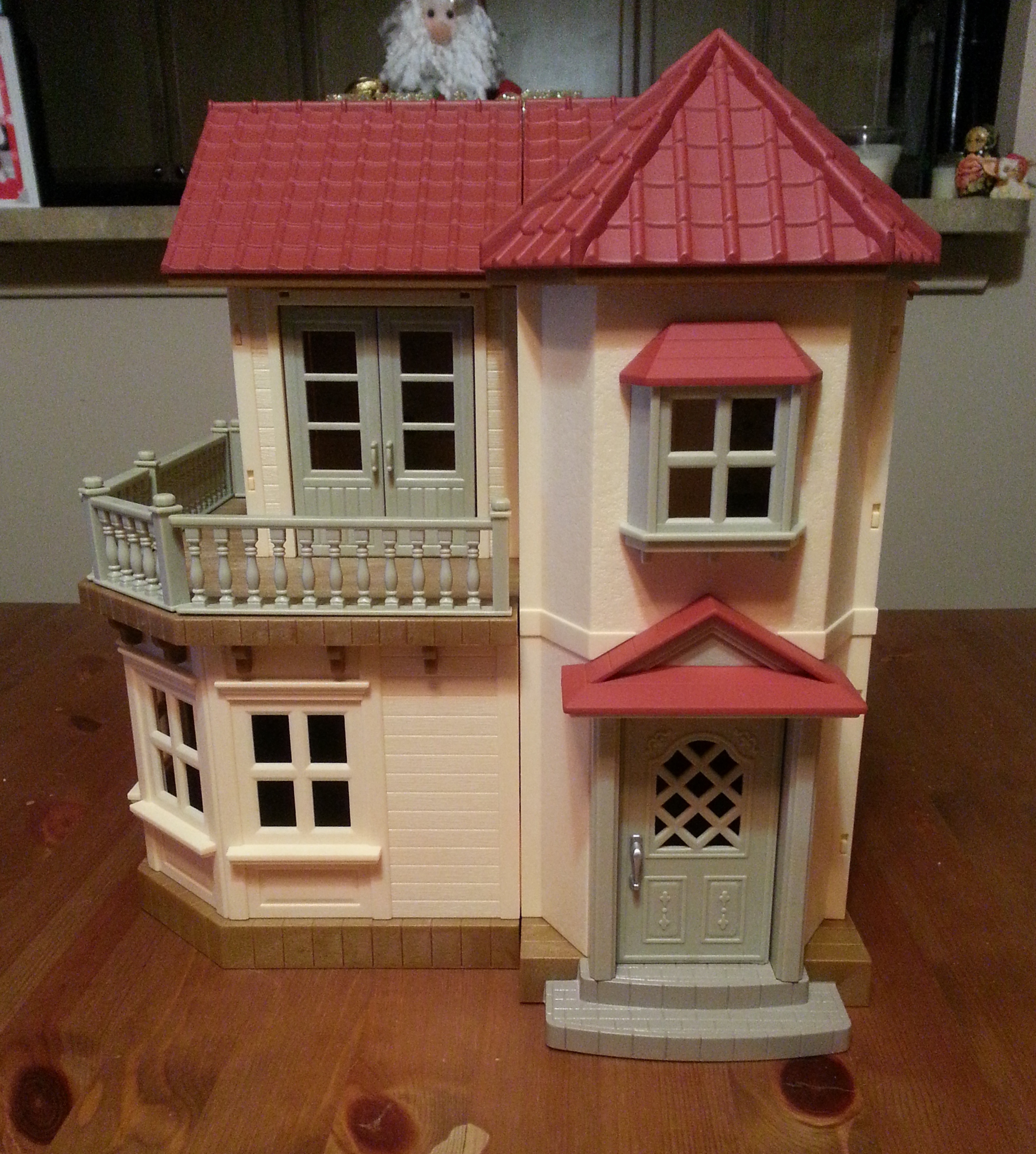 Picturesque Front Calico Introduction Calico Critters House Toys R Us Calico Critters House Replacement Parts baby Calico Critters House