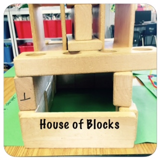 House of blocks