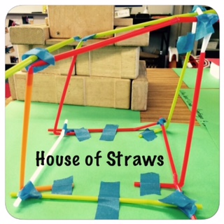 house of straws