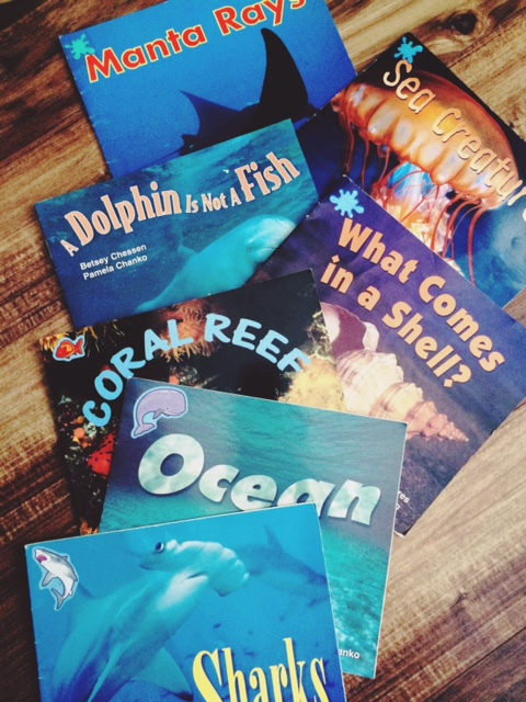 Under the Sea Books