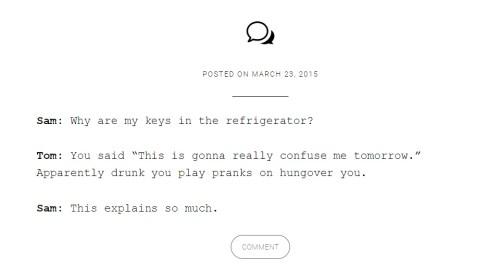 drunk pranks