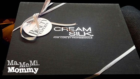 Double up on Beauty with Cream Silk