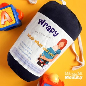 Wrapy, the Baby Wrap You'll ever Need