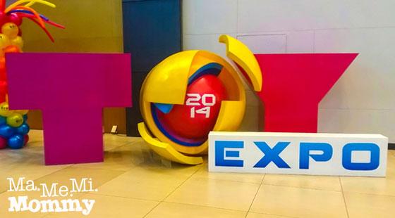 Toy Expo 2014