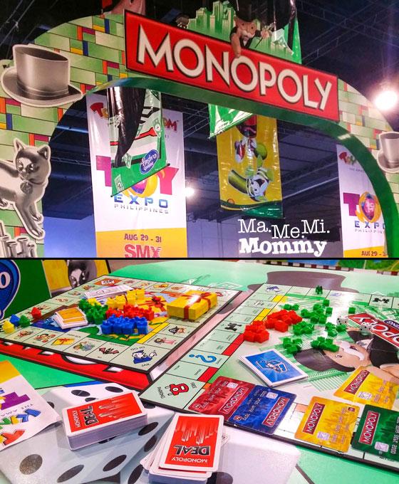 Toy Expo 2014 Monopoly