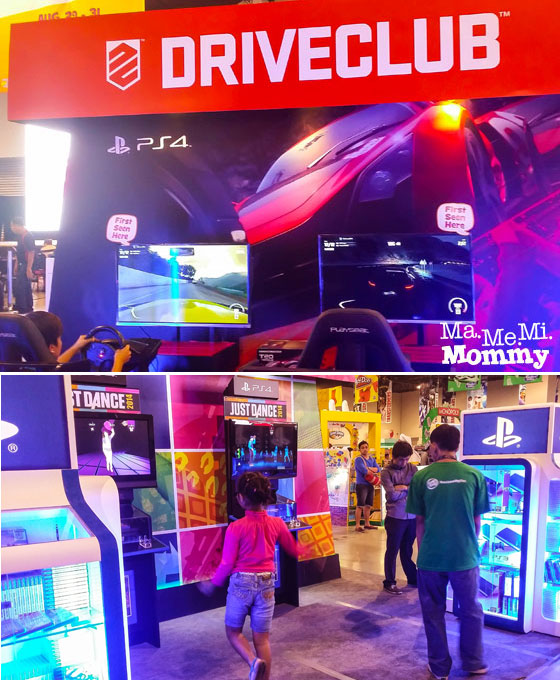 Toy Expo 2014 Playstation