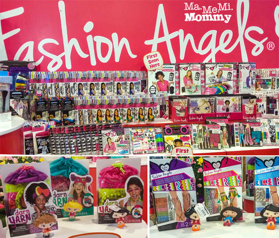 Toy Expo 2014 Fashion Angels