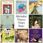 Alternative Princess Picture Books