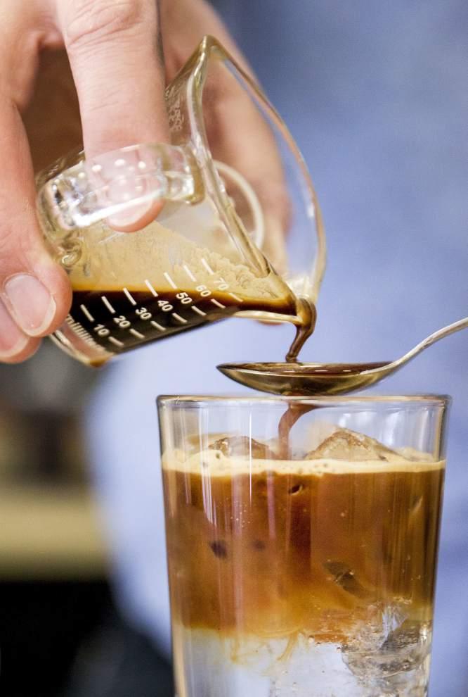 Espresso Tonic