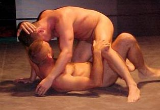 frot wrestling grappling